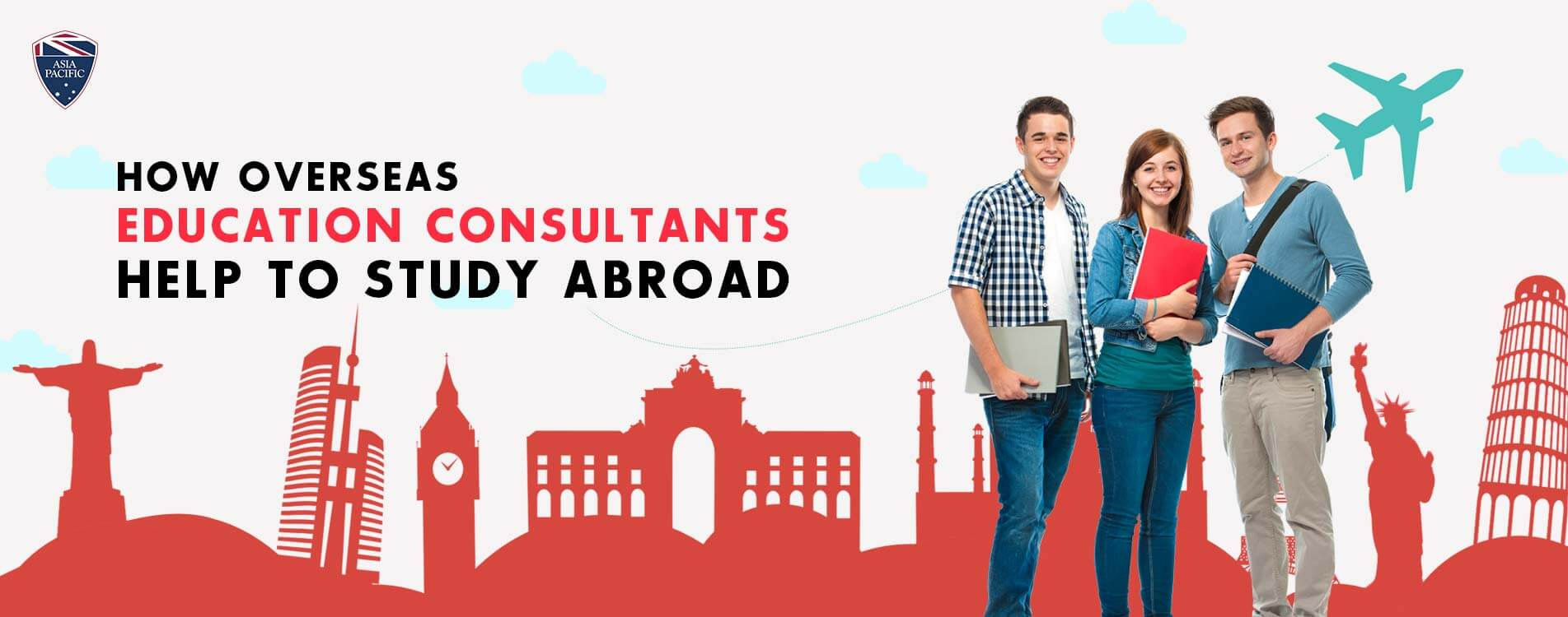 How Overseas Education Consultants Help to Study Abroad