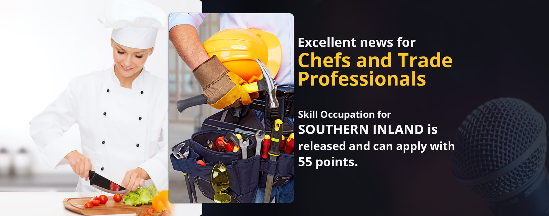 RDA Southern Inland Skilled Occupations List Out on July 1, 2019