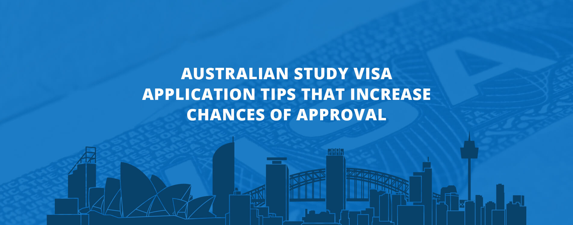 Australian Study Visa Application Tips that Increase Chances of Approval
