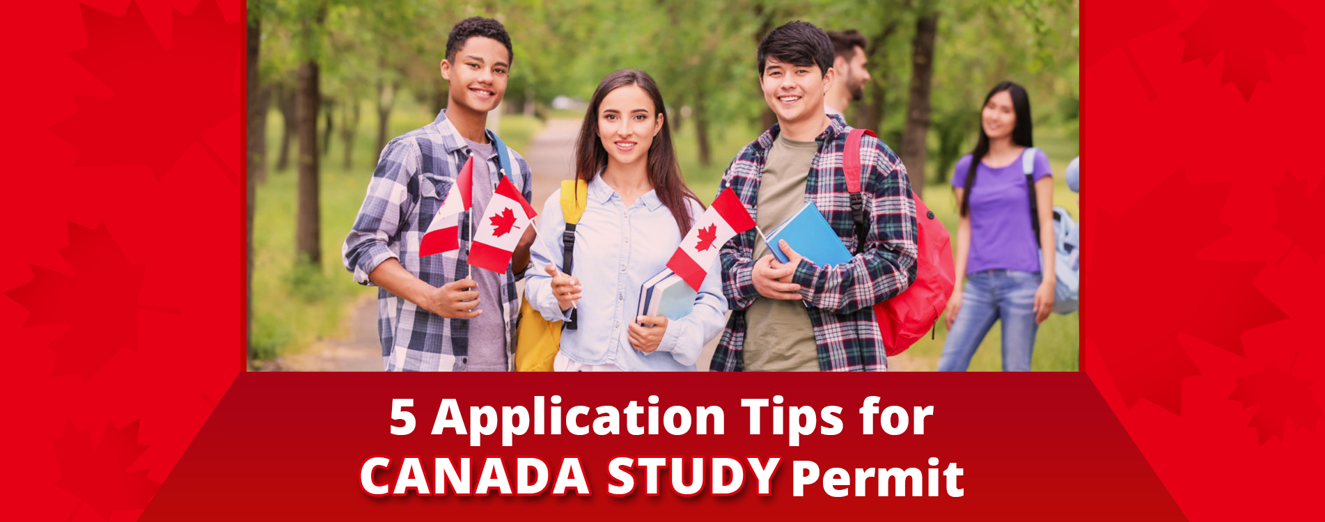 5 Application Tips for Canada Study Permit