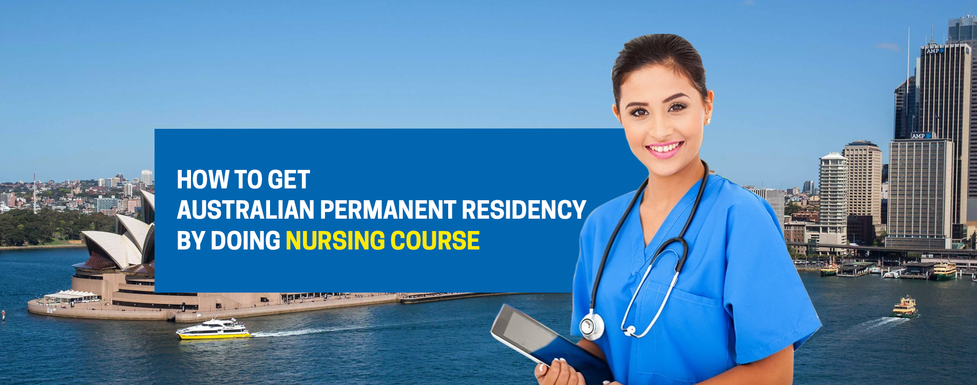 How to Get Australian Permanent Residency by Doing Nursing Course