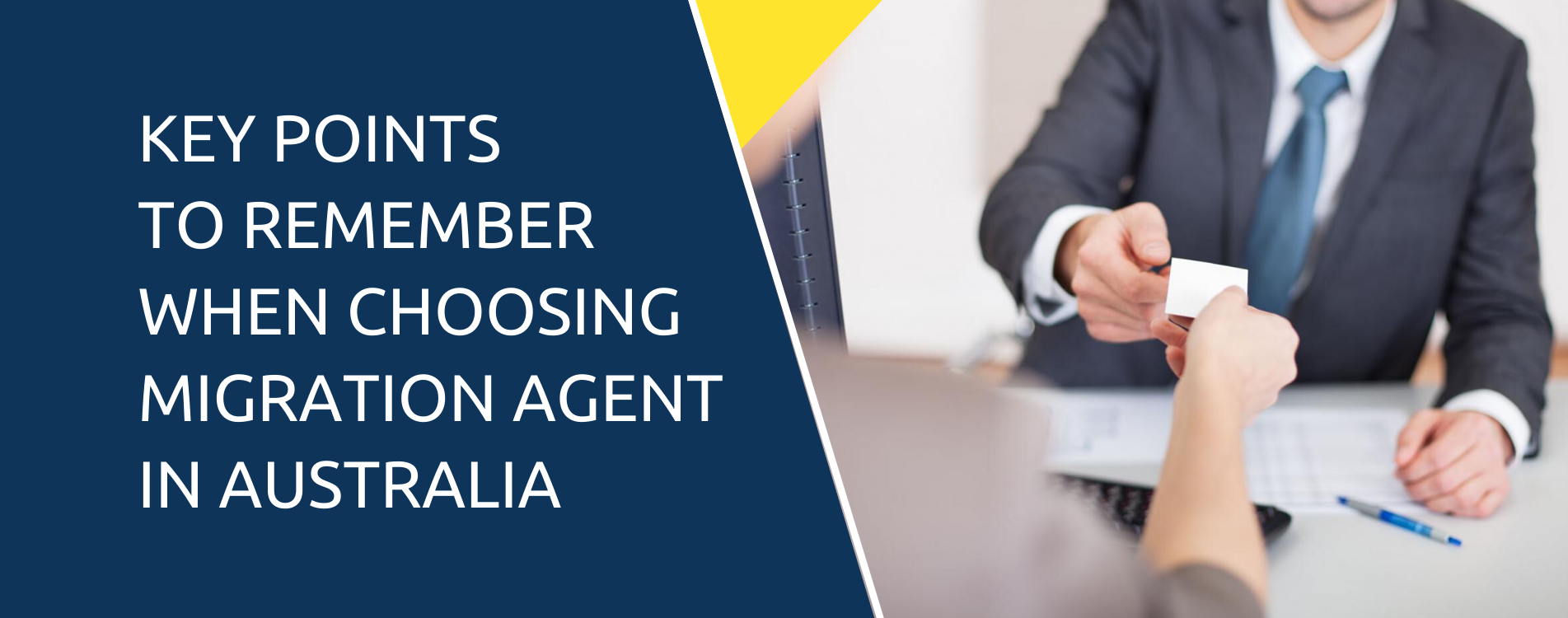 Key Points to Remember When Choosing Migration Agent in Australia