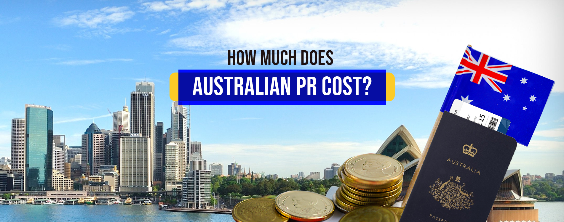 How Much Does Australian PR Cost?